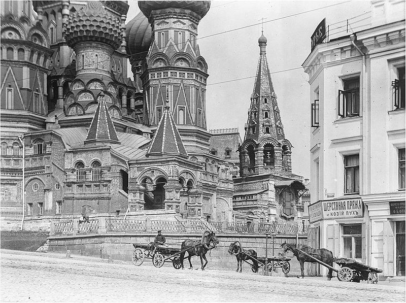 Американец о России: «Страдающая от санкций, готовая к покорению Запада».