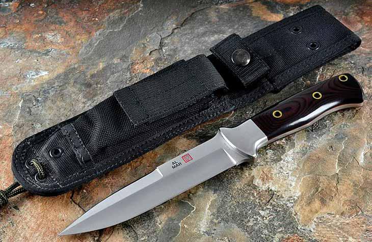 Серия многоцелевых ножей SERE от компании Al Mar