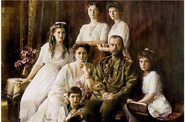 Почему ни одна из дочерей Николая II так и не вышла замуж