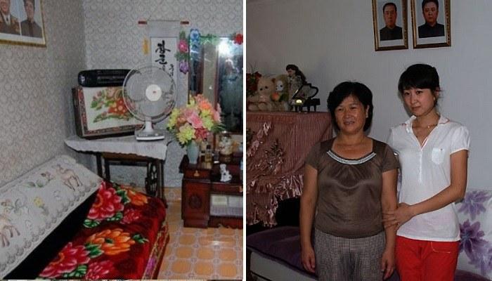 Как живет обычное население Северной Кореи