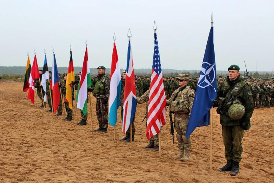 О бессилии НАТО перед русской угрозой