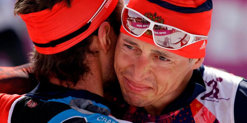 Легков сдал 156 допинг-проб за пять лет