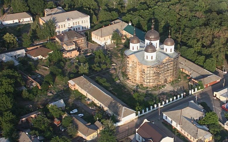 Проклятие настоятеля нежинского монастыря