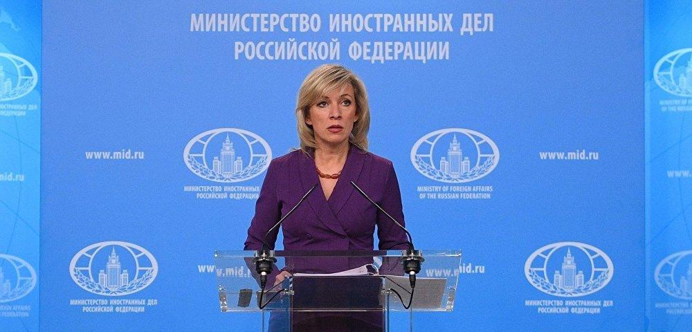 Мария Захарова: пусть Эстония наслаждается своим суверенитетом
