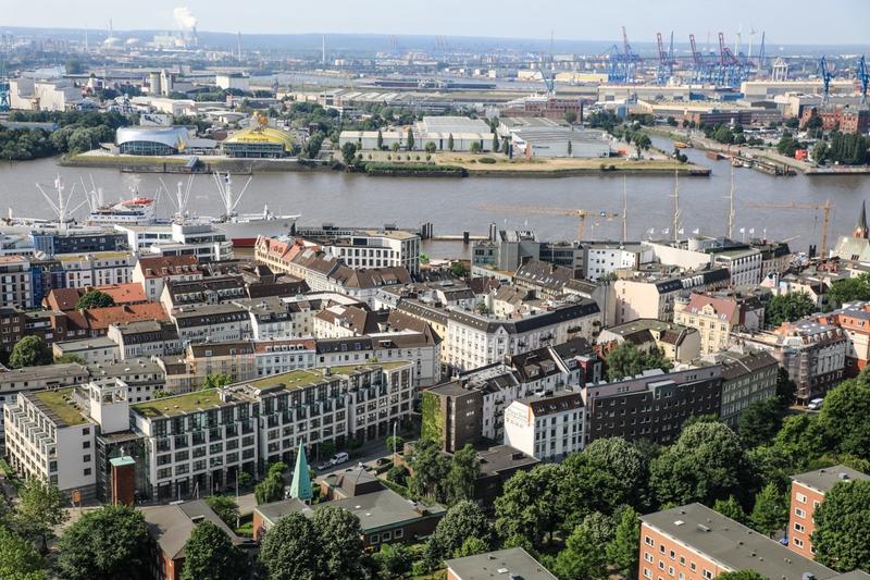 Германия, город Гамбург