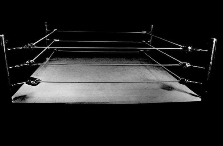 Парень смог защитить мою честь в ринге