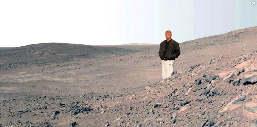 NASA: На Марсе не было никаких цивилизаций. По крайней мере тысячу лет назад