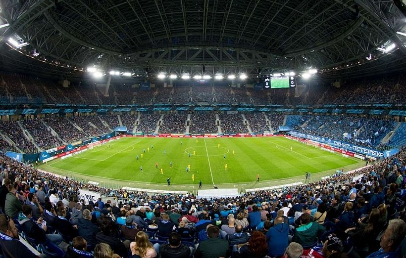 Петербург может принять финал Лиги чемпионов в 2021 году
