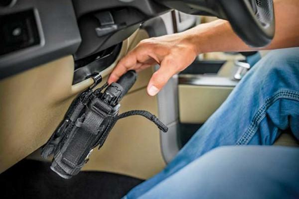 Какие средства самообороны можно хранить в автомобиле?
