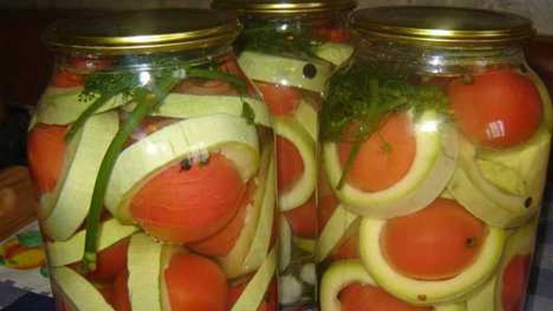 Маринованные помидоры «Кольц…