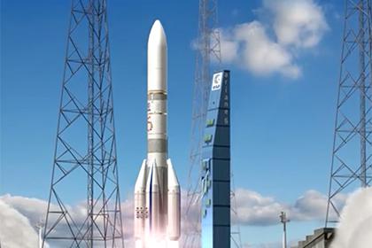 Европа показала полет новой тяжелой ракеты Ariane 6