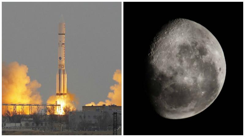 Россия начинает разработку сверхтяжелой ракеты для создания станции на Луне