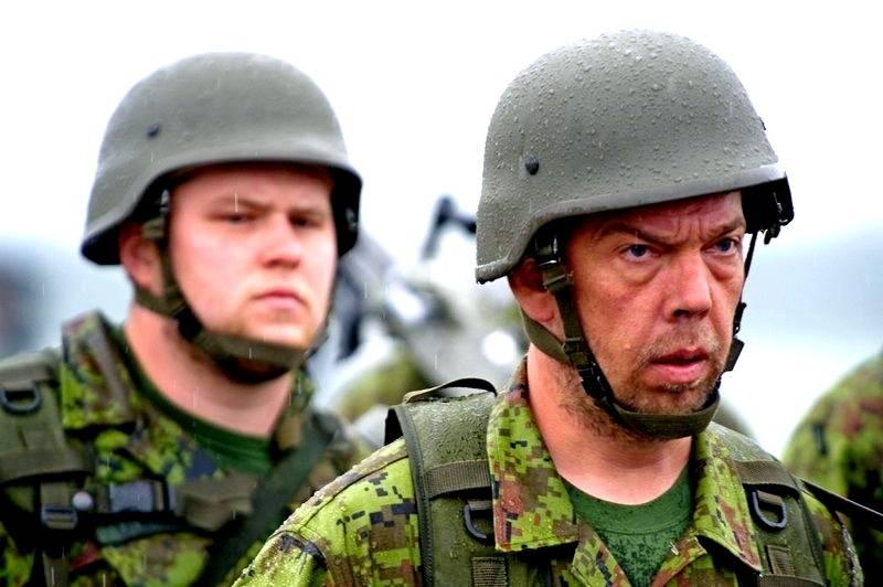 Смеяться или плакать? Эстония решила говорить с Россией на языке силы