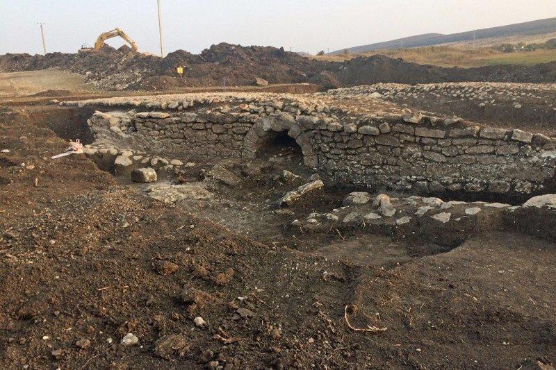 В Крыму найден древний мост