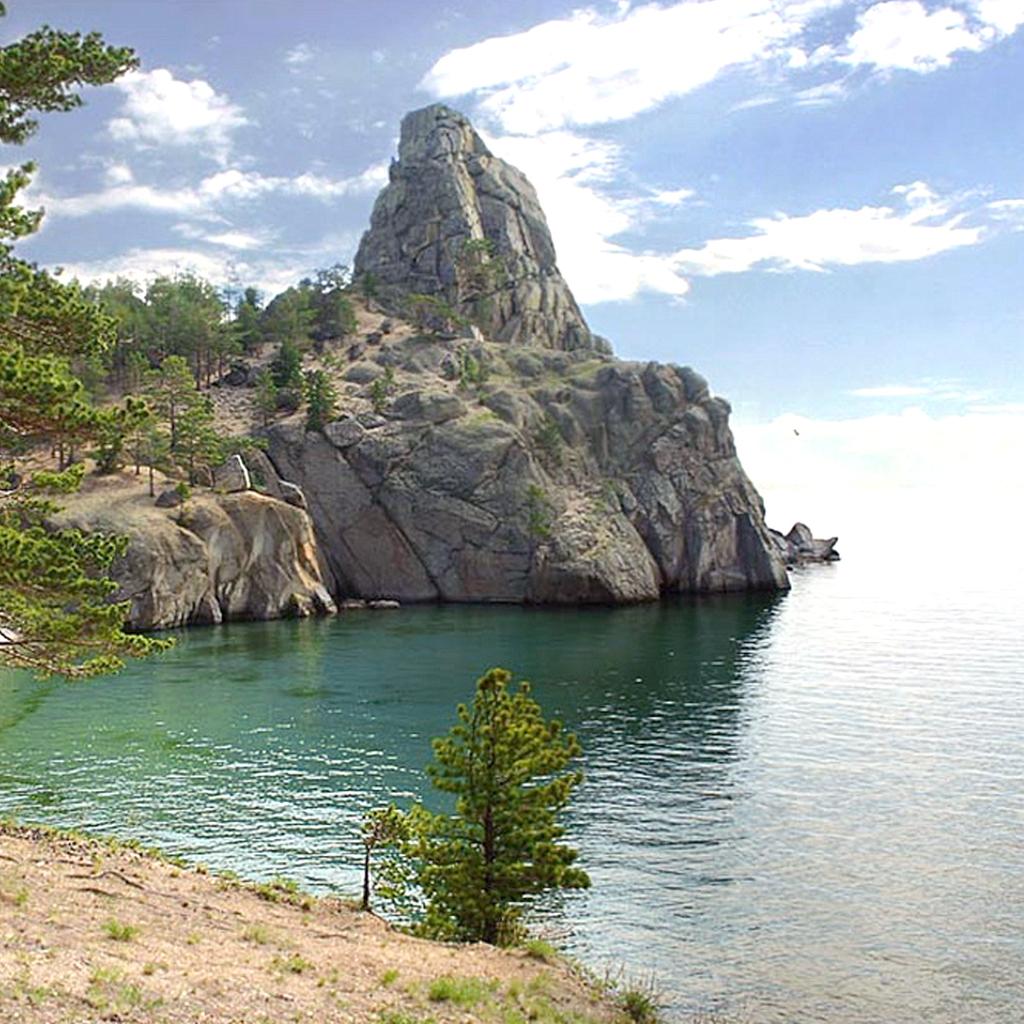 Китай предложил выкачать воду из озера Байкал