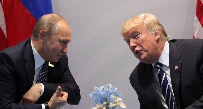 Трамп очень разочарован в Путине, из-за чего изменит политику