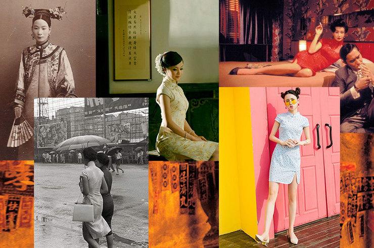 История моды: традиционное китайское платье ципао