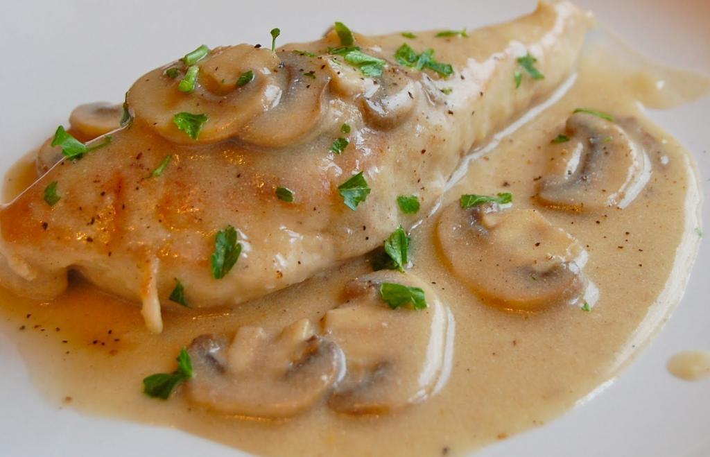 Куриное филе с грибами: рецепты вкусных блюд