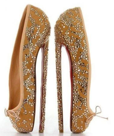Туфли для балерин
