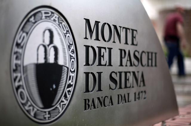 ЕЦБ: дефицит Monte dei Paschi оценивается в 8 млрд. евро
