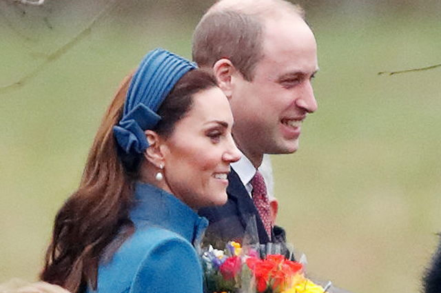 Кейт Миддлтон, принц Уильям …