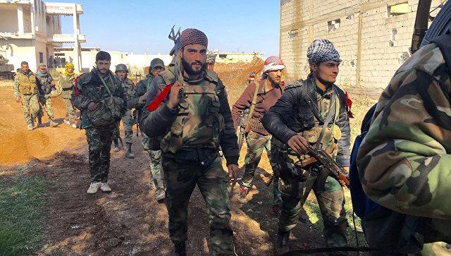 Новости Сирии. Сегодня 11 февраля 2017