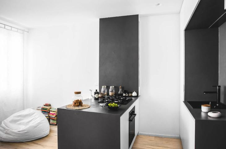 Креативный подход в оформлении кухни