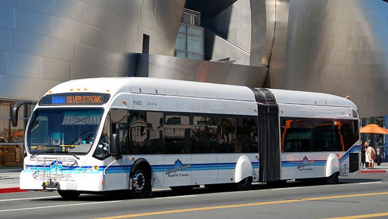 В Лос-Анджелесе задумали сделать общественный транспорт бесплатным