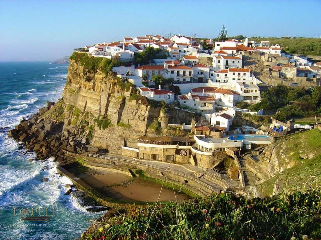 4. Азенаш ду-мар, Португалия