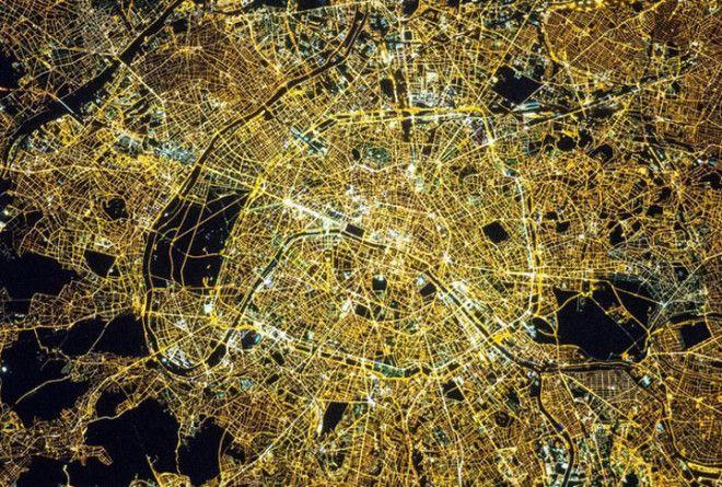 Вот как выглядит наша планета из космоса 10 потрясающих снимков NASA