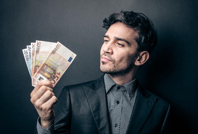 От чего зависит финансовое благосостояние мужчины?