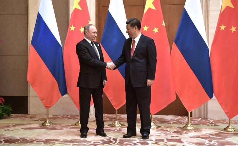 Американские санкции не скажутся на сотрудничестве КНР и России