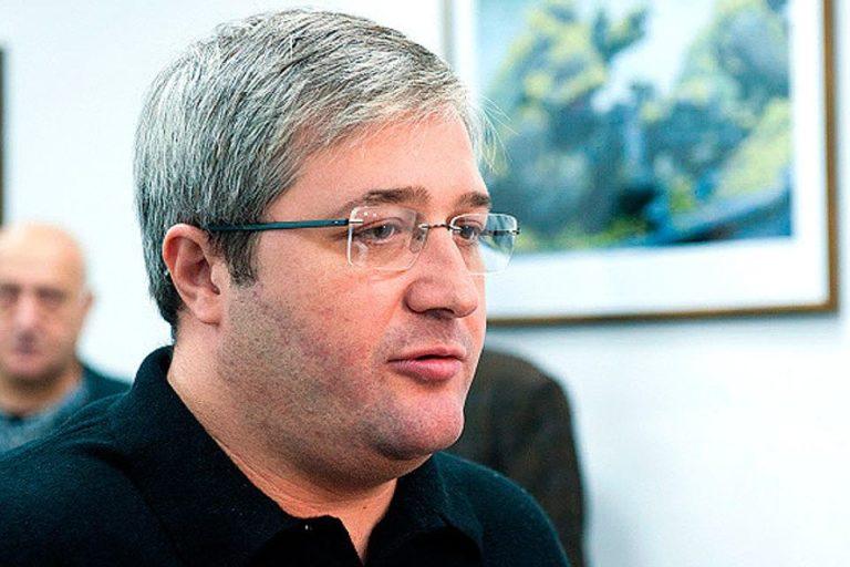 Серый кардинал оппозиции - Гиви Васильевич Таргамадзе