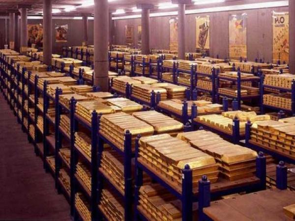 СМИ: Турция вывела свой золотой запас изСША