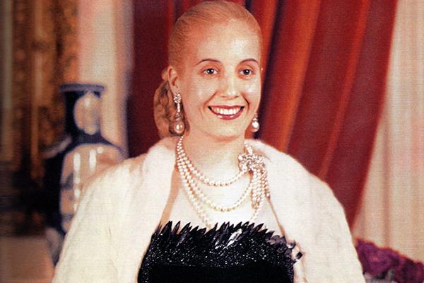 Она прошла путь от проститутки до хозяйки Аргентины