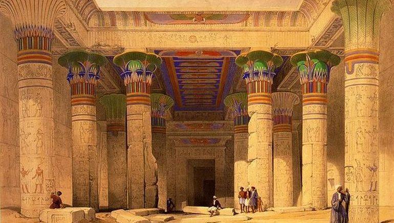 Загадки истории древнего египта