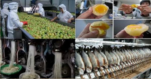10 продуктов, сделанных в Китае, которые наполнены пластиком, пестицидами и канцерогенными химикатами