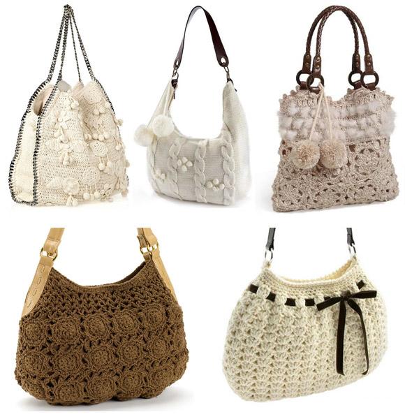 стильные вязаные сумки самоделкиноинфо своими руками фото