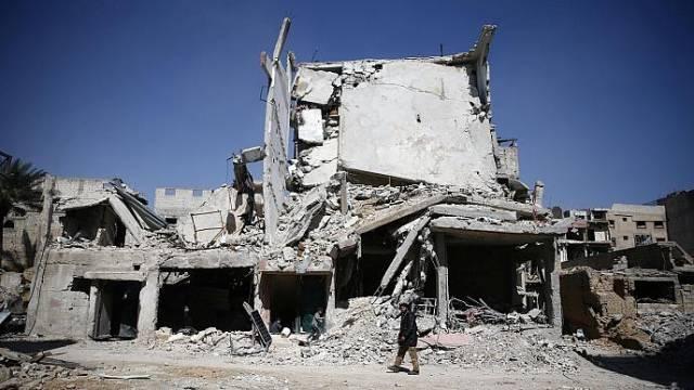 МО РФ: «Террористы готовят химические атаки в Сирии»