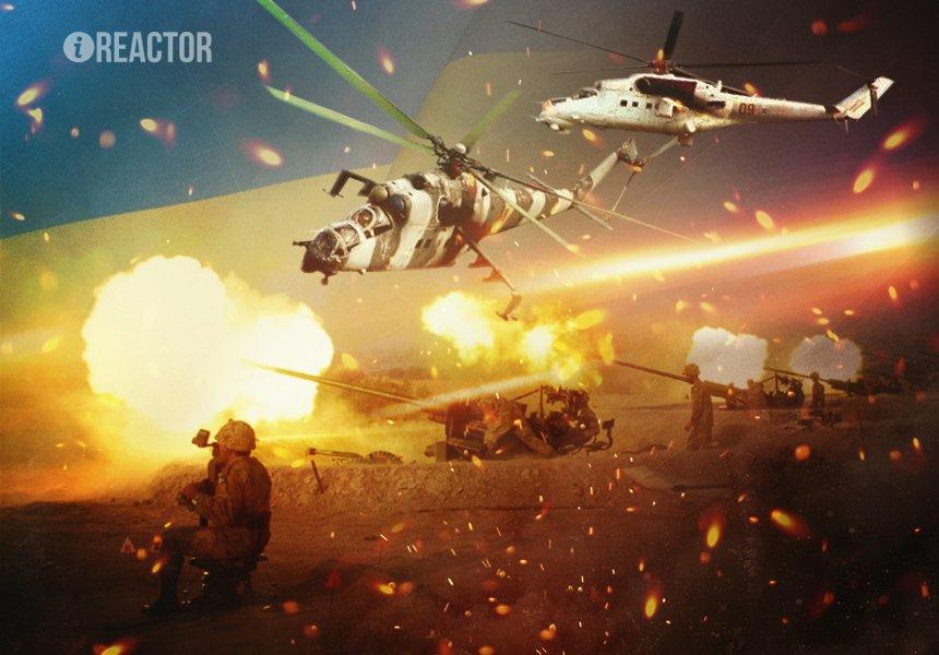 Пекло в «Гладосовском котле»: вертолёты ВСУ спасают своих бойцов из кольца