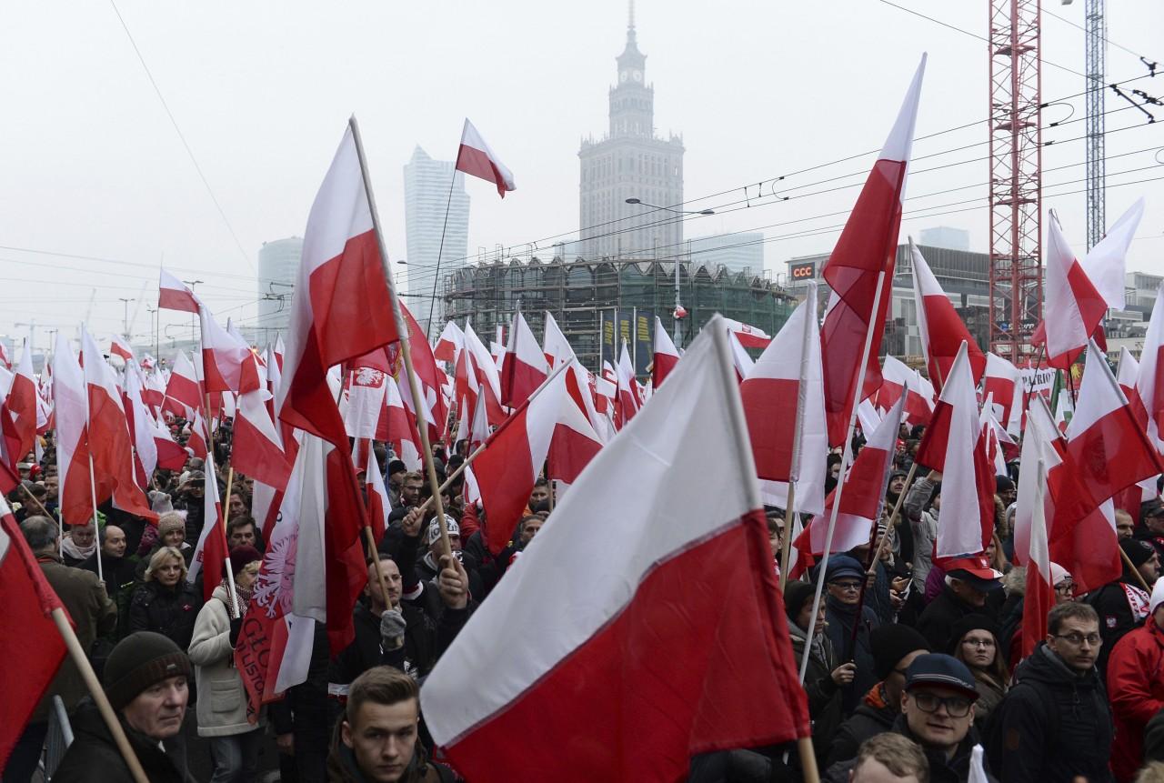 В Польше в преддверии Дня не…