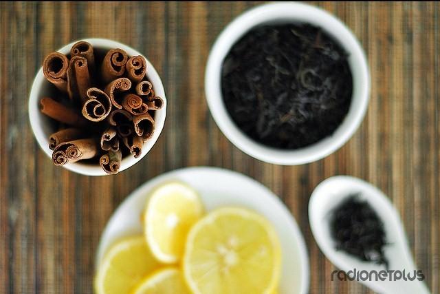 Чай для Стрельцов