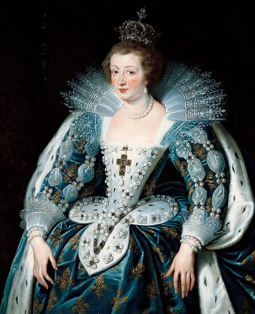 Биография королевы Анны Австрийской