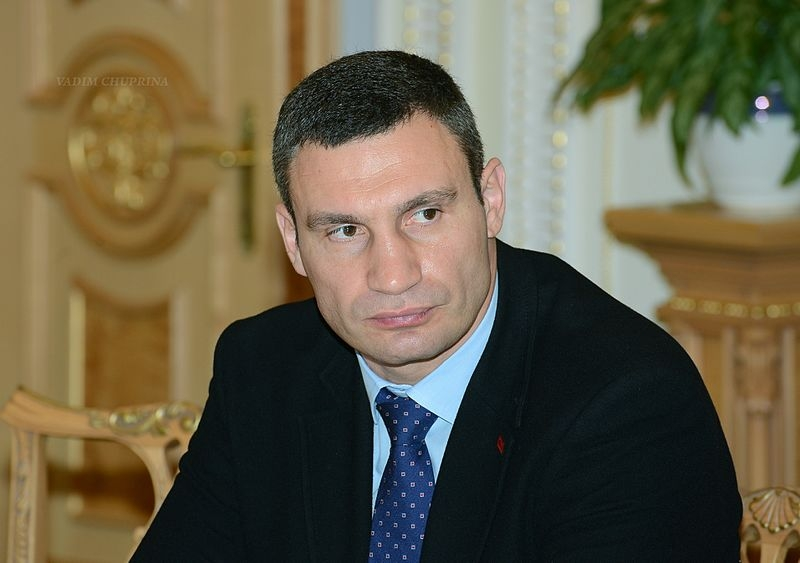На Украине заводят уголовное дело на мэра Киева Виталия Кличко