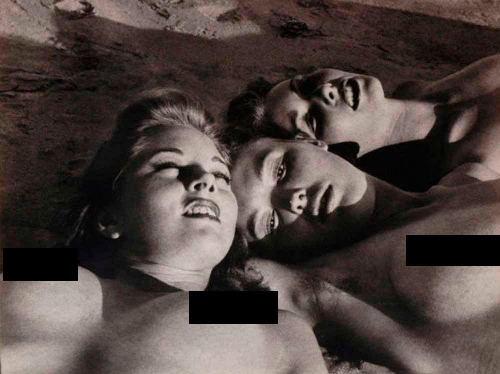 Общество «Долой стыд!»: история движения советских нудистов