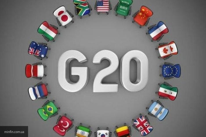 Саммит «Большой двадцатки» п…