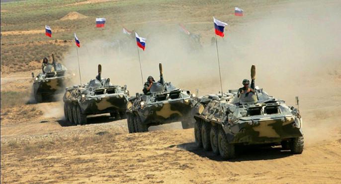 Россия заморская, страшная и опасная