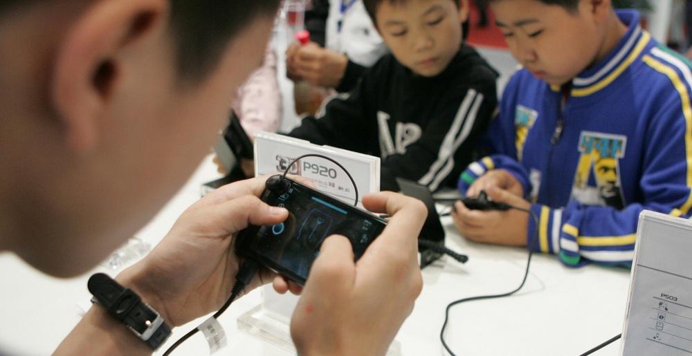 В Китае введут комендантский час для несовершеннолетних игроков