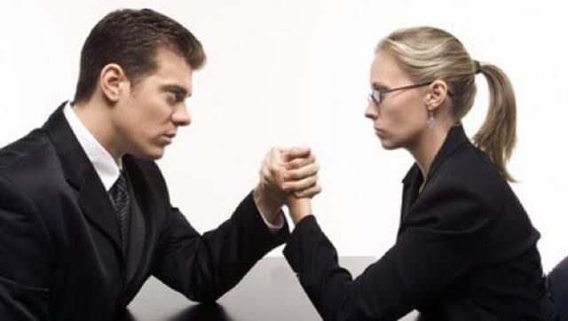 Мужчина и женщина. Сходства и различия