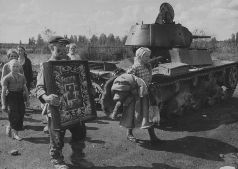 Чудесные спасения во время войны